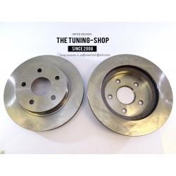 Brake Disc Rotor Front 53005 AS TEC For CHRYSLER ASPEN DODGE DURANGO