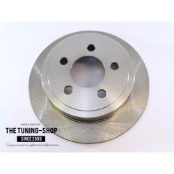 Brake Disc Rotor Rear 53006 AS TEC For CHRYSLER ASPEN DODGE DURANGO
