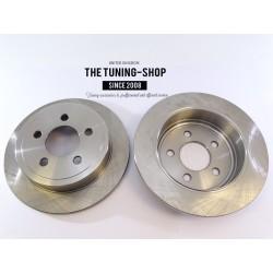 Brake Disc Rotor Rear 53010 JASON 780134 For JEEP LIBERTY WRANGLER