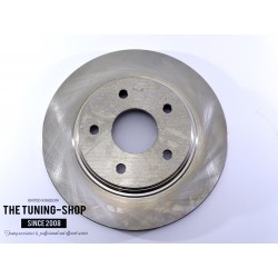 Brake Disc Rotor Rear 53044 AS TEC For DODGE NITRO JEEP LIBERTY