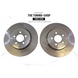 Brake Disc Rotor Front 53023 For Chrysler 300C Dodge Challenger Charger