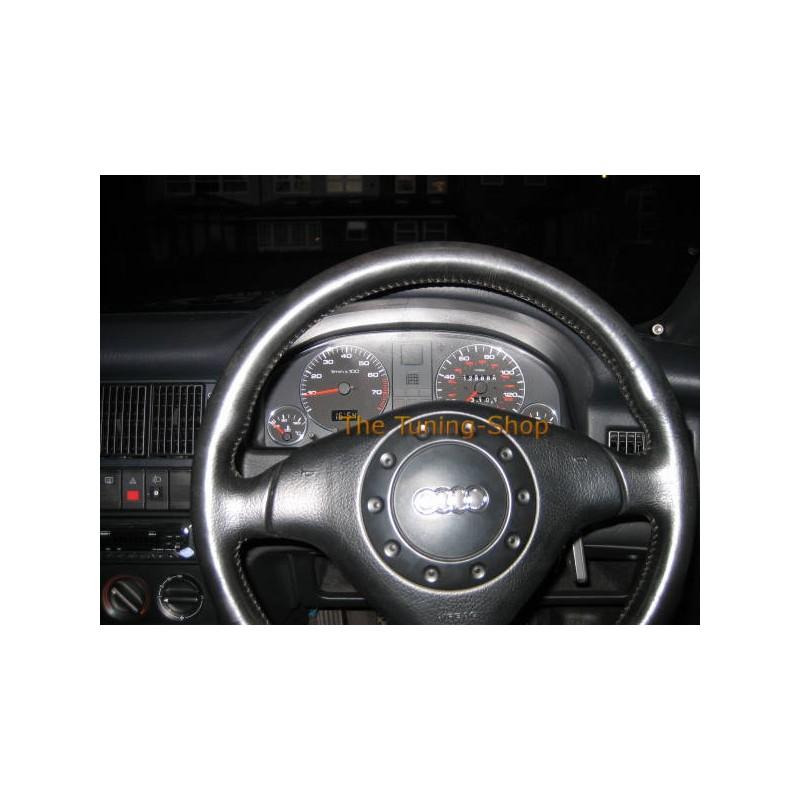 for audi 80 b3 b4 convertible cabrio chrome speedo rings. Black Bedroom Furniture Sets. Home Design Ideas