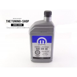 ORIGINAL MOPAR MINERAL ENGINE OIL SAE 5W-20 MaxPro 0.946L FOR CHRYSLER DODGE JEEP PLYMOUTH NEW