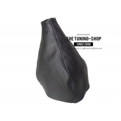 FOR FORD ESCORT RS COSWORTH 92-96 GEAR GAITER BLACK LEATHER SHIFT BOOT NEW