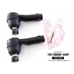2x Steering Tie Rod End ES800333 BAW Outer Left + Right For HONDA ODYSSEY HONDA RIDGELINE
