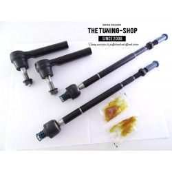 2x Steering Tie Rod End Front Outer & Inner ES800403 ES80646 BAW For CHRYSLER TOWN & COUNTRY