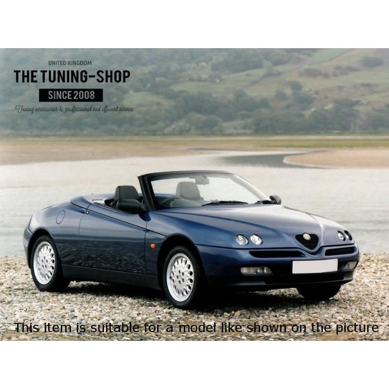 FOR ALFA ROMEO GTV SPIDER 1995-1998 GEAR+HANDBRAKE GAITER