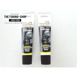 1 x 100ml GRAPHITE GREASE LUBRICANT FOR SPLINED & SCREWED JOINTS GEARS SLIDING GATES etc TECHNICQLL NEW