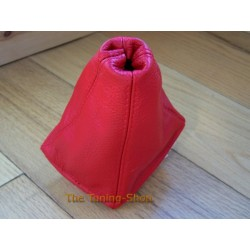 MG MGF 95-00 RED LEATHER GEAR GAITER SHIFT BOOT NEW