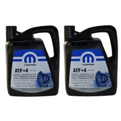 Original Mopar ATF+4 Automatic Transmission Fluid For Chrysler Dodge Jeep New