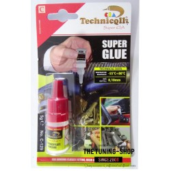 1 x VERY STRONG ADHESIVE SUPER GLUE FOR RUBBER METAL GLASS WOOD CERAMICS PORCELAIN 5g NEW