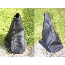 NISSAN MAXIMA 95-99 GEAR & HANDBRAKE GAITERS BOOTS SET BLACK