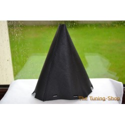 NISSAN NAVARA 2006-2012 BLACK GEAR GAITER LEATHER version 2