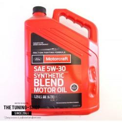 Volkswagen Longlife III Engine Oil SAE 5W-30  G 052 195 For WV Audi Seat Skoda