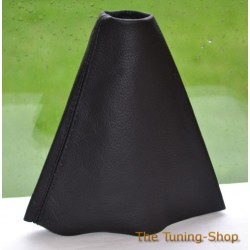 RENAULT CLIO 2005-2012 GEAR GAITER BLACK LEATHER
