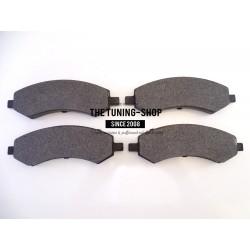 Brake Pads Set D1084 For CHRYSLER ASPEN DODGE DURANGO DAKOTA