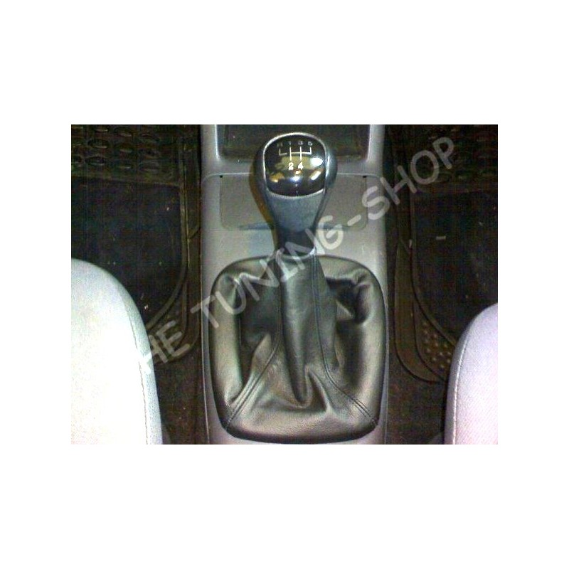 For Mazda 6 2008 2013 Gear Gaiter Shifter Boot Black Leather New: FOR SEAT IBIZA CORDOBA 99-01 GEAR GAITER BLACK LEATHER SHIFT BOOT
