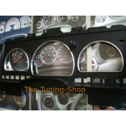 For Ford Taurus Sho Chrome Gauge Rings Set New