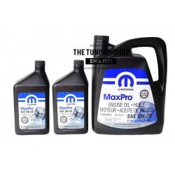 ORIGINAL MOPAR MINERAL ENGINE OIL SAE 5W-20 MaxPro 5L FOR CHRYSLER DODGE JEEP PLYMOUTH NEW