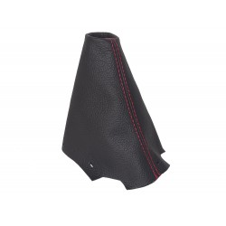 For Hyundai IX20 2010-2014 Gear Stick Gaiter Leather