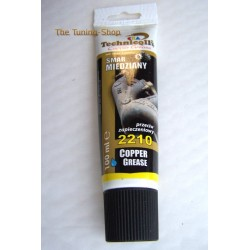 100 ml COPPER GREASE FOR ASSEMBLY OF SPARK PLUGS EXHAUST MANIFOLD TURBO COMPRESSORS etc High Quality NEW TECHNICQLL