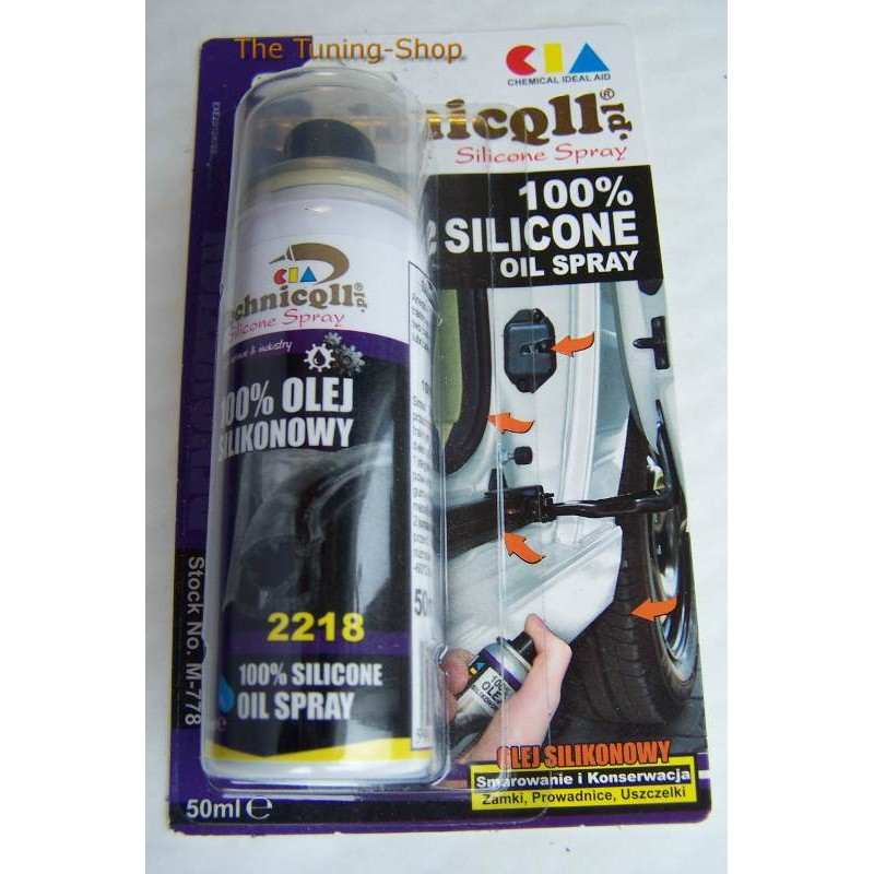 50ml 100 Silicone Oil Spray For Car Seals Made Of Rubber