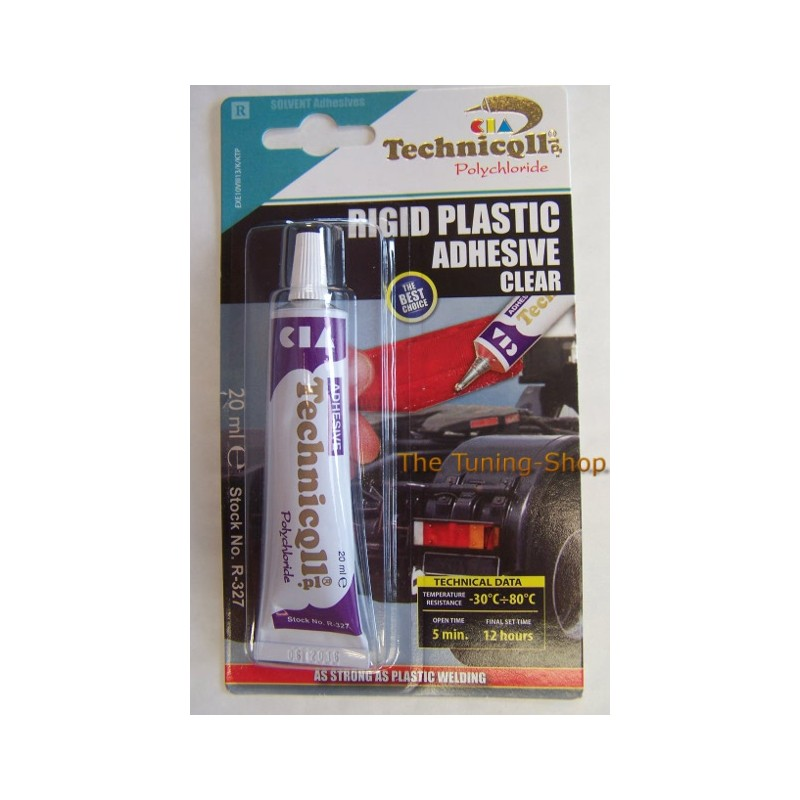 1 x 20ml strong clear adhesive glue hard plastic abs tr for How strong is acrylic glass