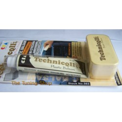1 x 40ml BALSAM FOR CONSERVATION OF CAR DASHBOARD PLASTICS MONITORS SCREENS etc High Quality TECHNICQLL NEW