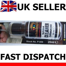 1 x 20ml TECHNICAL DISGREASER CLEANER UNIVERSAL High Quality TECHNICQLL NEW