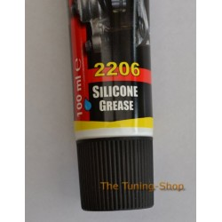 1 x 100ml SILICONE PTFE GREASE LUBRICANT FOR ASSEMBLY BRAKE DISCS & BLOCKS RUBBER GASKETS SPARK PLUGS TECHNICQLL NEW