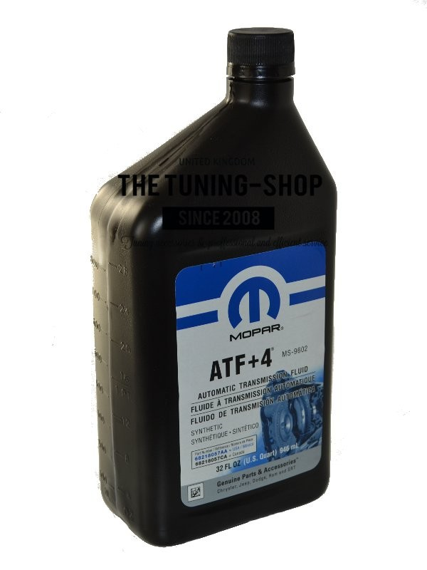 atf 4 ms 9602 mopar 1l original automatic transmission. Black Bedroom Furniture Sets. Home Design Ideas