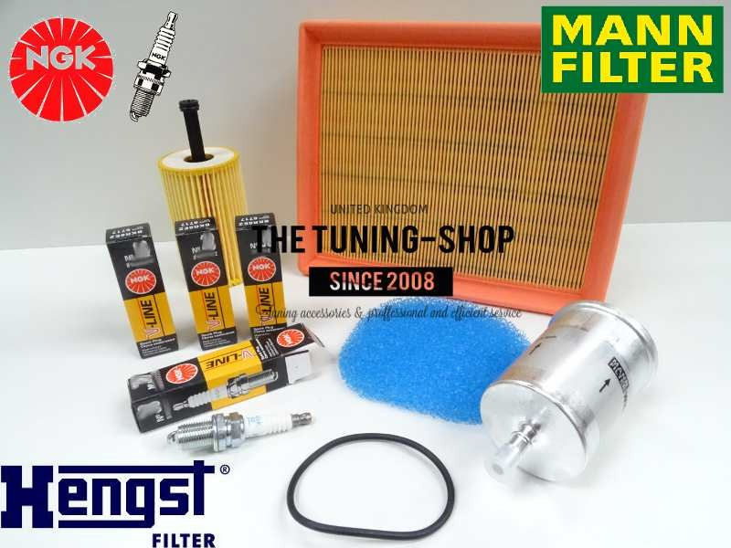 Citroen Saxo 1996-2003 S0 S1 Mann Air Filter Filtration System Replacement