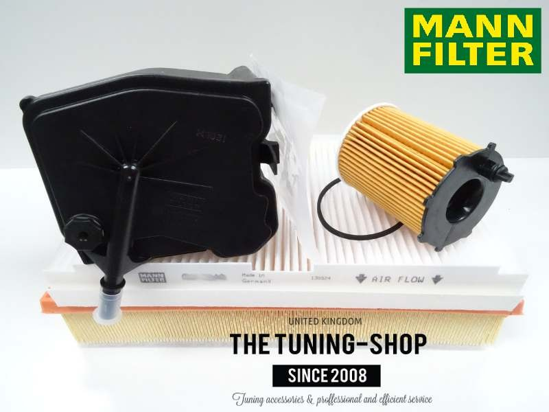 /& GT service kit huile air kit de filtre 3 carburant diesel Pour dodge caliber 2.0 DT 2006