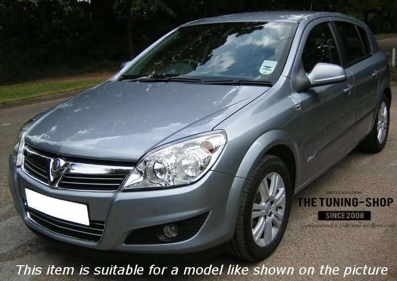 "For Opel Vauxhall Astra H 04-09 Gear Handbrake Gaiter ""GTC"" White Embroidery | eBay"