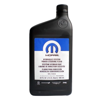 Original Mopar Ms 10838 Power Steering Fluid 707409150359