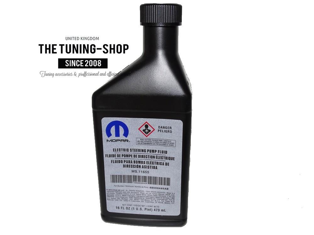 Original mopar ms electric steering pump fluid ml